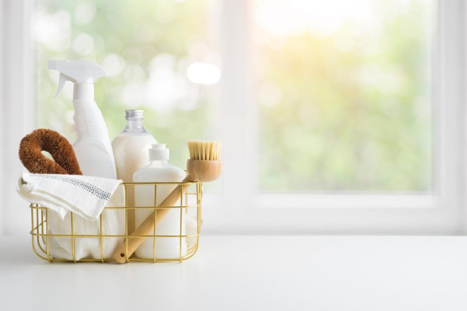 Eco-Friendly Home Cleaning Products